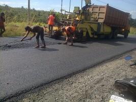 Jalan Kabupaten diperbaiki setelah Jalan Tol Selesai