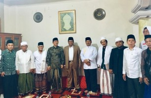 Jalan ke Sukabumi, Kiai Ma'ruf Mengaku Makin Fit