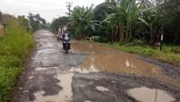 Jalan Poros Kecamatan Palas akan Diperbaiki Tahun Ini