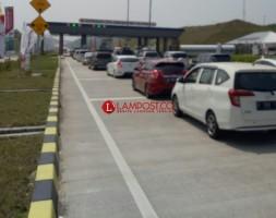 Jalan Tol Bakauheni--Terbanggi Besar Pilihan Warga Menuju Pelabuhan Bakauheni