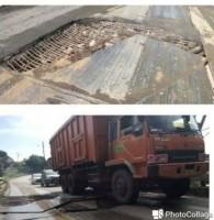 Jalur Distribusi Nasional Terancam Truk Batubara di Way Kanan