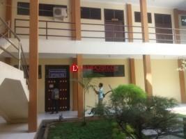 Jam 2 Siang Kantor DPUPR Lampura Sepi Aktivitas