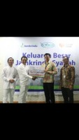 Jamkrindo Syariah Berikan Bantuan Gempa Palu