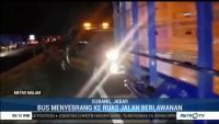 Jasa Raharja Urus Asuransi Lakalantas Satu Keluarga Warga Bandar Lampung di Tol Cipali