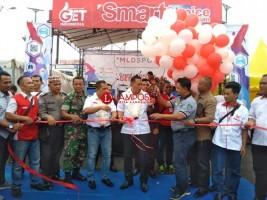 Jasa Transportasi Daring Get Indonesia Hadir di Lampung