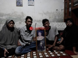 Jasad Xhendra, Anak Wahyu Warga Pringsewu Korban Lion Air Teridentifikasi