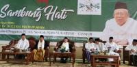 Jelang Debat Kandidat, Ma'ruf Amin Akui Sudah Lakukan Persiapan