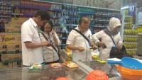 Jelang Idulfitri, BBPOM Cek Produk Olahan Makanan di Supermarket