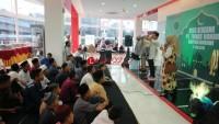 Jelang Idulfitri, TDM Berikan Donasi dan Paket Sembako Gratis