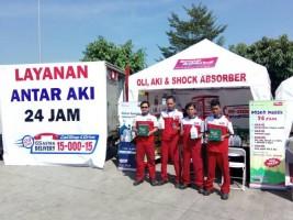 Jelang Mudik Lebaran, Shop&Drive Buka Posko di Rest Area Cipali