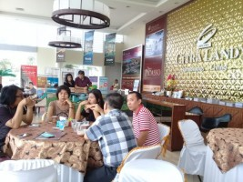 Jelang Peluncuran Picasso, Citra Land Gelar Food Festival