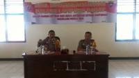 Jelang Pemilu, 136 Bhabinkamtibmas Diminta Aktif