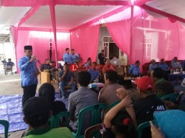 Jelang Pemilu 2019, Nanang Imbau Masyarakat Jaga Kondusif