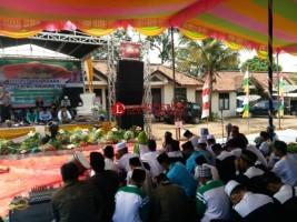 Jelang Pemilu 2019, Warga Way Kanan Diminta Jaga Kamtibmas