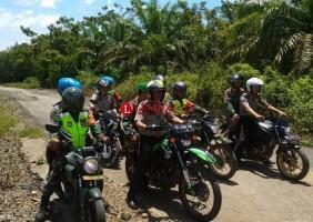 Jelang Pemilu, TNI-Polri Kompak Jaga Kamtibmas di Way Kanan