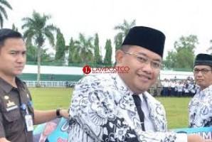 Jelang Pemilu, Wabup Lampura Imbau Masyarakat Jaga Kondusivitas