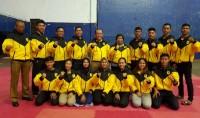 Jelang Pra-PON, Karateka Asal Forki Lampung Bersiap Matangkan Strategi