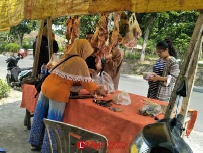 Jelang Puasa, Harga Daging Sapi di Lamsel Capai Rp120 Ribu