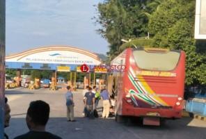 Jelang Putusan MK, Arus Penyeberangan Normal Tanpa Pengamanan Ketat