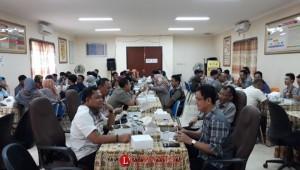 Jelang Ramadan, KPU Lampung Doa Bersama