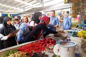 Jelang Ramadan, Winarti Turunkan Tim Monitoring Harga dan Stok Sembako Dipasaran