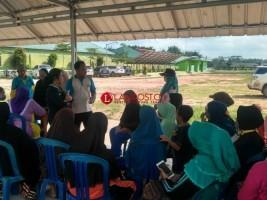 Jemaah Calon Haji Mesuji Lakukan Pemeriksaan Kesehatan