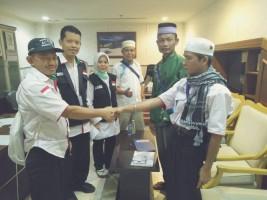 Jemaah Haji Ikuti Pembinaan Jelang Aktivitas Ibadah di Armina