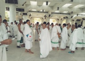 Jemaah Haji Kloter 7 JKG Bandar Lampung Wisata Rohani ke Jeddah