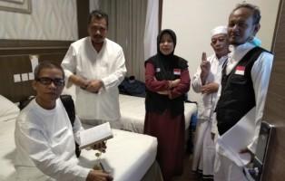 Jemaah Kloter 11 Lampung Tengah Mengikuti Visitasi Kesehatan