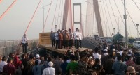 Jembatan Suramadu Gratis