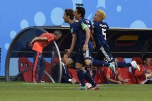 Jepang Sukses Bungkam Kolombia 2-1