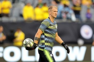 Joe Hart Merapat ke Burnley