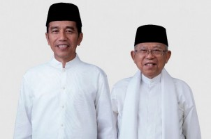 Jokowi-Amin Gunakan Hologram untuk Kampanye