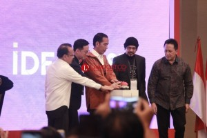 Jokowi Buka Festival Kreatif  IdeaFest 2018