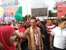 Ini Kata Jokowi: Ada Orang Superkaya Masuk Pasar, Bilang Harga-harga Mahal