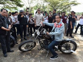 Jokowi: Kaum Muda Akan Warnai Kabinet Mendatang
