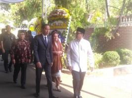 Jokowi: Negara Beri Penghormatan Besar untuk Habibie