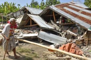Jokowi Tinjau Penanganan Gempa Lombok