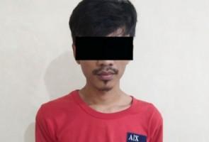 Jual Sabu, Driver Ojek Online Ditangkap di Warung Ketoprak