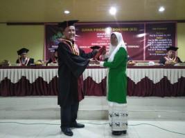 Juhaeti Yusuf Raih Gelar Doktor dari Penelitian Manajeman Sekolah
