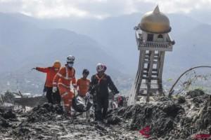Jumlah  Korban Gempa Sulteng hingga Jumat Pagi 1.588 Orang