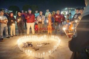 Jurnalis Gelar Aksi Solidaritas Lawan Kekerasan