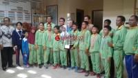 Kabupaten Lamtim Juara Umum O2SN SD 2018 Tingkat Provinsi Lampung
