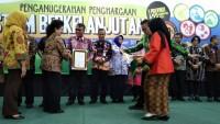 Kabupaten Pringsewu Raih Penghargaan STBM