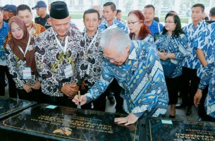 Kabupaten Pringsewu Resmi MemilikiUnit Metrologi Legal