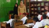 Kadis Pendidikan Metro Gelar Sidak di Hari Pertama Masuk Sekolah