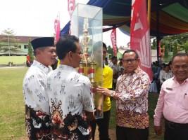 Kadisdik Lampung Buka FL2SN SMA se-Lampung Tengah