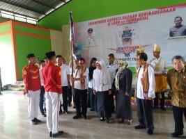 Kadisdik Lampung Buka Gebyar Smanthree Express VIII Se-Sumbagsel