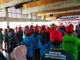 Kadisdik Tubaba Minta KKN Kebangsaan Jangan Hanya Sibuk Bersihkan Lingkungan Desa