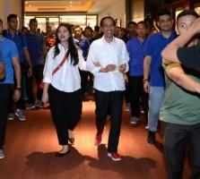 Kahiyang Melahirkan, Kini Jokowi Punya Dua Cucu